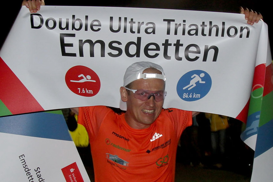 Double Emsdetten 2019 - Rait at the finish line