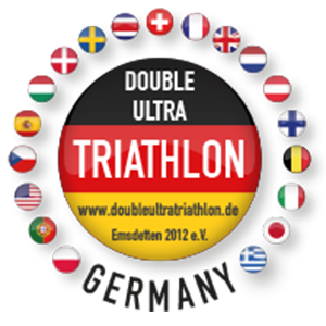 Double Ultra Triathlon in Emsdetten, Germany